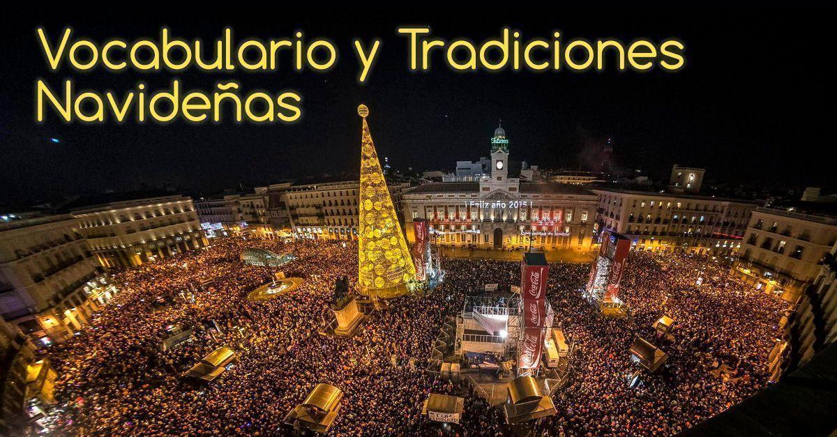 Vocabulario y tradiciones de Navidad