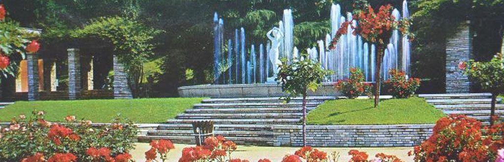 jardin madrid rosaleda