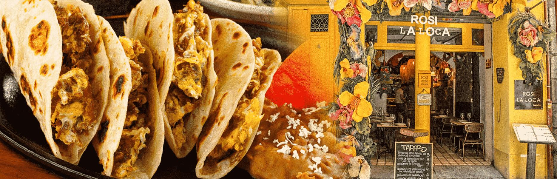 Tacos Madrid